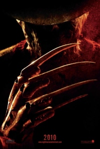 Freddy Krueger in A Nightmare on Elm Street remake