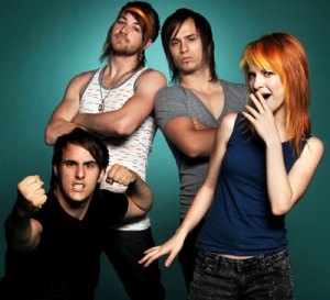 Paramore, a highly successful Fueled By Ramen band