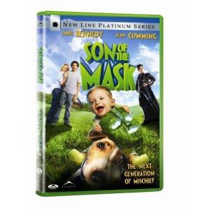 Son of the Mask DVD cover