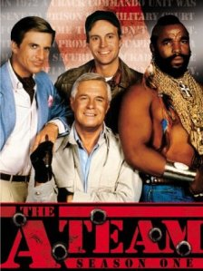 A-Team original cast
