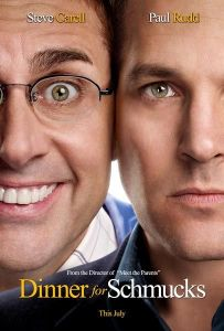 Dinner for Schmucks poster