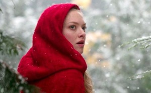 Picture of Amanda Seyfried in Red Riding Hood.